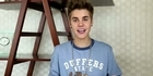 Watch: Justin Bieber - Shout out to New Zealand