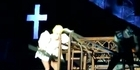 Watch: Lady Gaga concussed on stage
