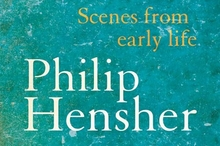 Cover for Scenes From Early Life by Philip Hensher. Photo / Supplied