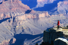 Take an RV trip to the Grand Canyon in May to October, to avoid peak season and high prices. Photo / Getty Images