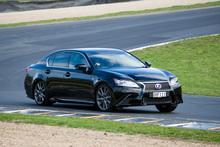Lexus GS. Photo / Supplied