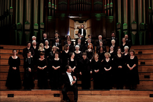 Musica Sacra performed Sunday. Photo / Supplied