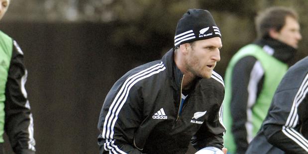 Kieran Read. Photo / NZ Herald.