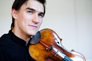 Sergey Malov won the 2011 Michael Hill International Violin Competition.