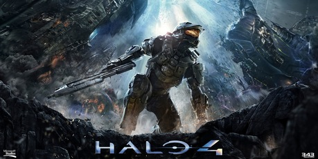Halo 4 was one of the highlights of the E3 convention. Photo / Supplied