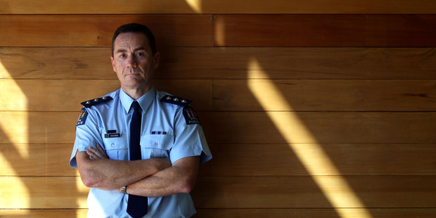 Steve Kehoe wants his office to think about preventing crime rather than focusing on prosecutions. Photo / Janna Dixon