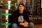 Brian Buckowski is a US brewer. Photo / Janna Dixon