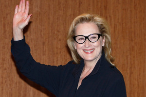 Meryl Streep. Photo / AP