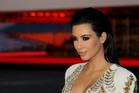 Kim Kardashian has admitted that her short marriage to Kris Humphries was 'embarrassing'. Photo / AP