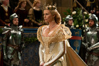 Charlize Theron in a scene from'Snow White and the Huntsman.' Photo / Supplied