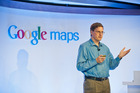 Brian McClendon, Vice President of Engineering for Google Maps. Photo / AP