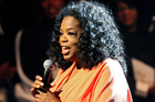 Oprah Winfrey was quoted in the US ambassador's speech. Photo / AP