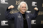 Entertainer Billy Connolly. Photo / AP