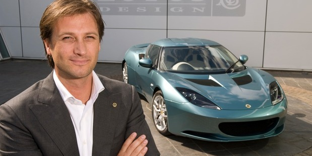 Lotus has dispensed with CEO Dany Bahar and insiders believe he's been made the scapegoat for Lotus' problems with Proton. Photo / Supplied
