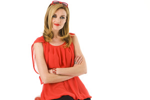 Petra Bagust is Breakfast co-host. Photo / Supplied
