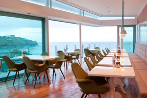 Wai Kitchen Restaurant, Waiheke Island. Photo / Supplied