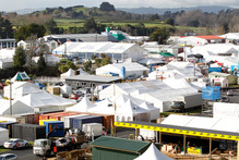The 44th annual Fieldays is now on at Mystery Creek in Hamilton. Photo / Christine Cornege