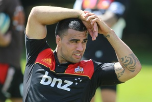 Liam Messam. Photo / APN