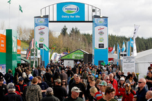 At least 120,000 visitors are expected at the annual Fieldays at Mystery Creek Events Centre, Hamilton. File photo / Christine Cornege.