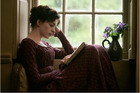 Anne Hathaway as Jane Austen in the film Becoming Jane. Photo / Supplied