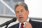 Winston Peters. Photo / APN