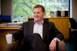 Adam Feeley, chief executive of the Serious Fraud Office. Photo / Dean Purcell