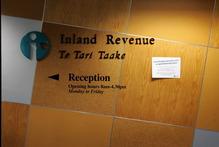 Inland Revenue Department. Photo / APN
