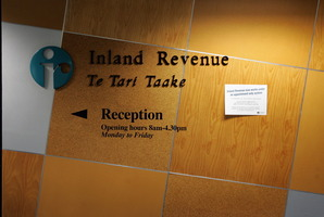 Inland Revenue Department. Photo / APN