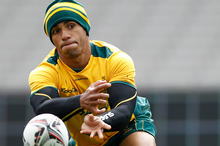 Wallabies Will Genia. Photo / NZPA