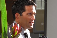 Lance O'Sullivan has resigned but won't comment his reason for leaving the Trust he worked for. Photo / NZ Herald 