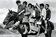The year 1936 saw a marked slump in horse-to-rider ratio among Maori. Photo / Supplied