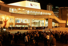 Aotea Centre. File photo / Getty Images