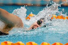 Lauren Boyle is New Zealand's best medal prospect in the pool. Photo / Brett Phibbs