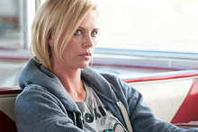 Charlize Theron in Young Adults: Why wasn't she nominated for an Oscar? Photo / Supplied