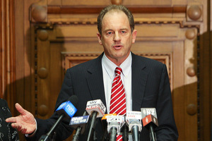 Labour Party leader David Shearer. Photo / Getty Images