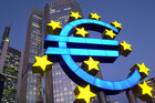 There's a one in ten chance of a European meltdown, said Reserve Bank Governor Alan Bollard. Photo / AP