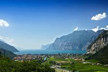 Italy's Lake Garda is a fantastically pretty locale. Photo / Thinkstock