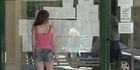 Watch: Greece: 53 percent of under 24-year-olds out of work