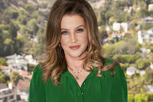 Lisa Marie Presley says she's keen for Elvis Presley to make a comeback in digital form.  Photo / AP
