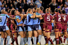 New South Wales and Queensland go to battle in State of Origin III tonight. Photo / Getty Images