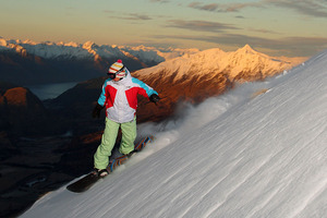Skiers have broken reccords on the opening weekend of South Islands slopes. Photo / Supplied