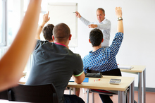A policy was devised to cut the teacher roll marginally and introduce performance pay to attract and retain quality teachers.  Photo / Thinkstock