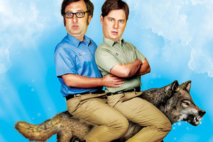 Tim and Eric are coming to New Zealand. Photo / Supplied