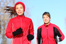 Give yourself a head-start for summer by training through winter. Photo / Thinkstock