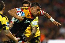 Liam Messam. Photo / Getty Images.