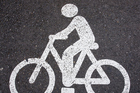 For a cyclist to ensure their own safety on roads, it's imperative for them to be visible to cars and other road users. Photo / Thinkstock