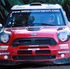 DAY ONE: Spanish duo Daniel Sordo and Carlos DelBarrio's Mini. Photo / Getty Images