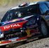 Sebastien Loeb and Daniel Elena during Day Two of the WRC Rally New Zealand. Photo / Getty Images