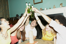 Alcohol can be fun and freeing.