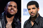 Chris Brown and Drake were involved in a nightclub brawl over the weekend. Photo / AP